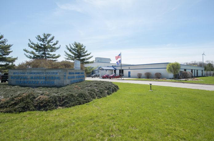 KCC's Regional Manufacturing Technology Center in Battle Creek.