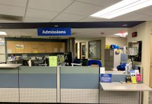 Admissions office at KCC's North Ave Campus in Battle Creek