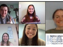 Kellogg Community College's Kampus Activity Board meets via Microsoft Teams.