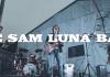 The Sam Luna Band performing.